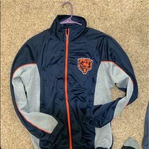 NFL men's Chicago bears jacket